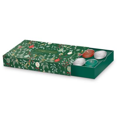 Yankee Candle Christmas Tealights & Holder Gift Set