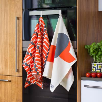 Orla Kiely Daschund Tea Towel Set