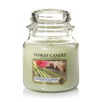 Lemongrass & Ginger Yankee Candle