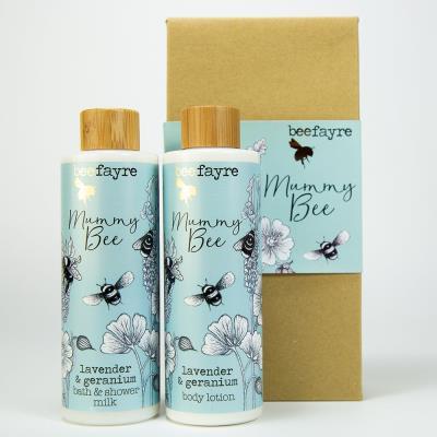 Beefayre Mummy Bee Body & Bath Gift Set