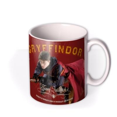Harry Potter Top Quidditch Player Personalised Mug