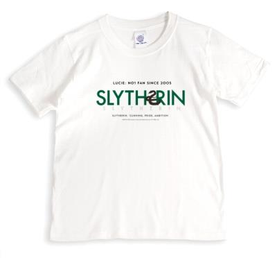 Harry Potter Slytherin Personalised T-Shirt