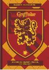 Harry Potter sorting hat card - Gryffindor