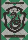 Harry Potter sorting hat card - Slytherin