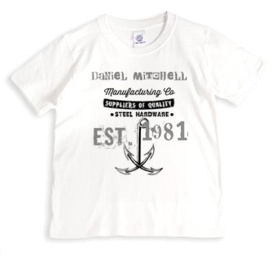 Anchor Personalised T-shirt