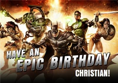 Have An Epic Birthday Card