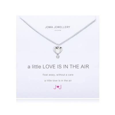 A Little 'Love is in The Air' Necklace