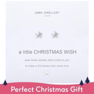 A Little 'Christmas Wish' Earrings
