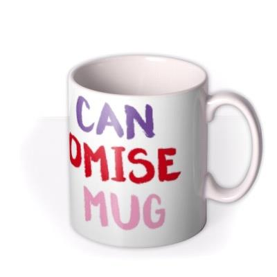 Bright Paint Personalised Mug