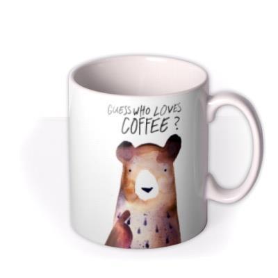 Jolly Awesome Coffee Bear mug