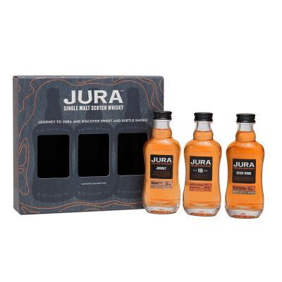 Jura Mini 5cl Malt Gift Set