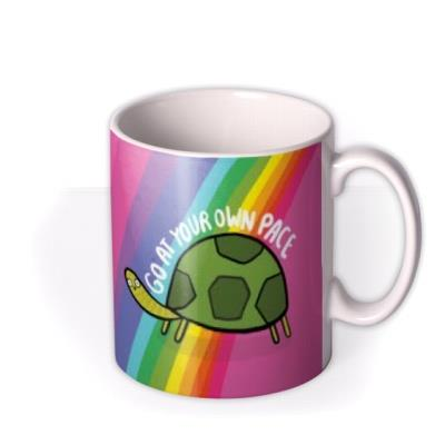Go At Your Own Pace Mug