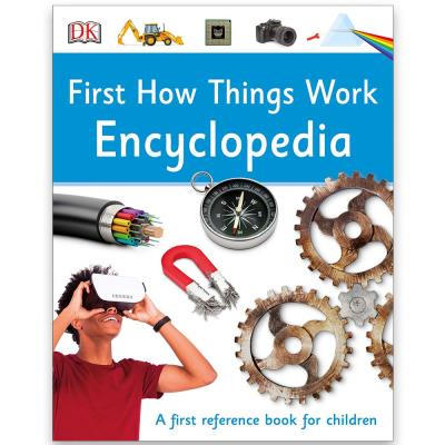 First How Things Work Encyclopedia Book