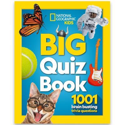 National Geographic Kids Big Quiz Book