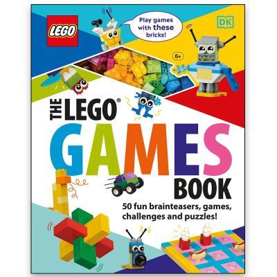 LEGO Games Book
