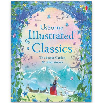 Usborne Illustrated Classics Book