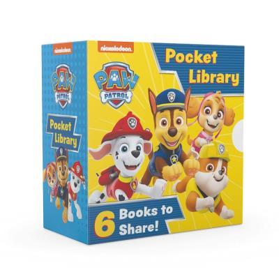 PAW Patrol Pocket Library