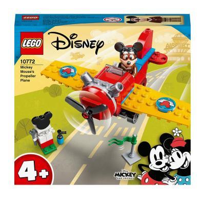 LEGO Disney Mickey Mouse & Friends Plane Set 10772