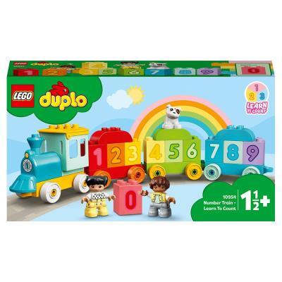 LEGO DUPLO Number Train Education Set 10847
