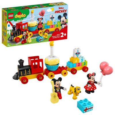 LEGO DUPLO Disney Mickey & Minnie Train 10941