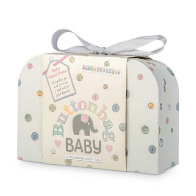 Baby Handprint Gift Kit