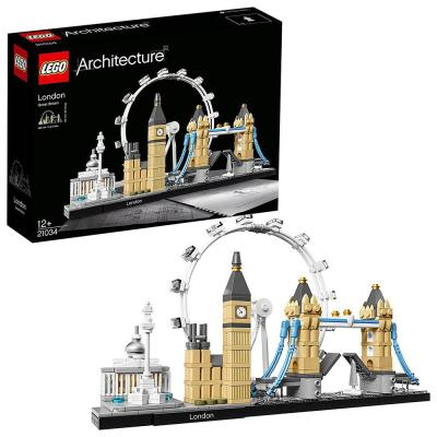 LEGO Architecture London Building Set 21034