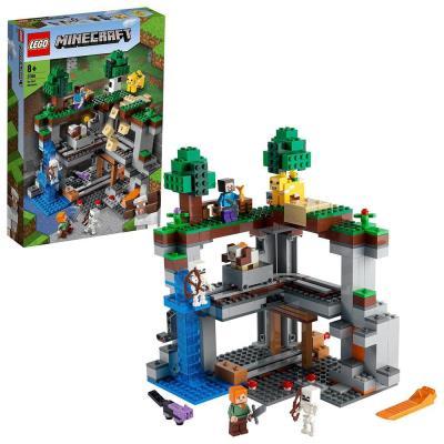 LEGO Minecraft The First Adventure Set 21169