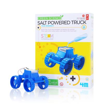 Salt Water Engine Car