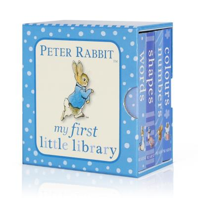 Peter Rabbit My First Little Library Book Set