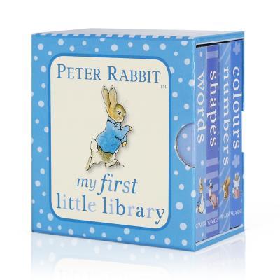 Peter Rabbit My First Little Library Book Set