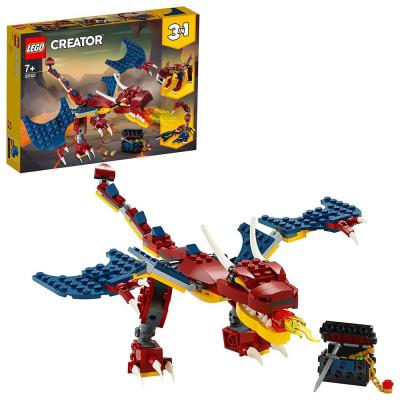 LEGO Creator 3in1 Fire Dragon Set 31102