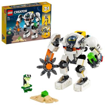 LEGO Creator 3 in 1 Space Mining Mech Toy 31115