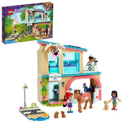 LEGO Friends Heartlake City Vet Clinic Playset 41446