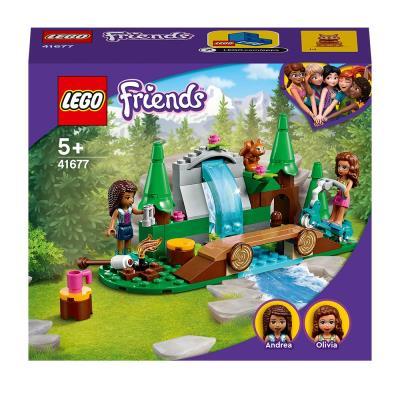LEGO Friends Forest Waterfall Adventure Set 41677