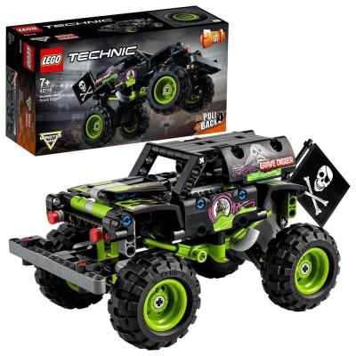 LEGO Technic Monster Jam Grave Digger Toy 42118