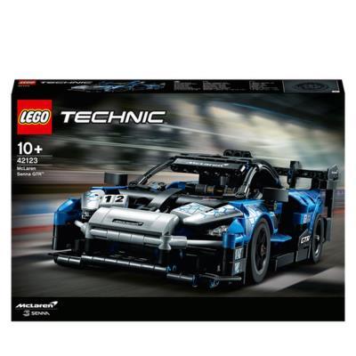 LEGO Technic McLaren Senna GTR Toy Car 42123