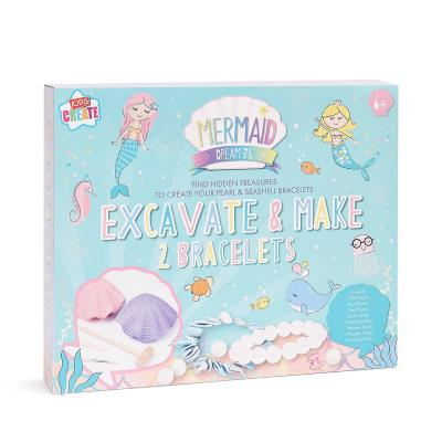 Mermaid Excavate Bracelets Kit
