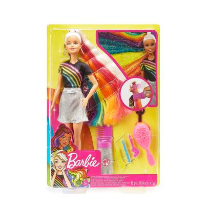 Barbie Hair Changing Doll