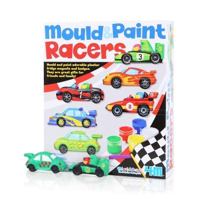 Mould & Paint Racers