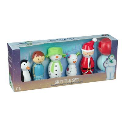 'The Snowman' Skittles Set