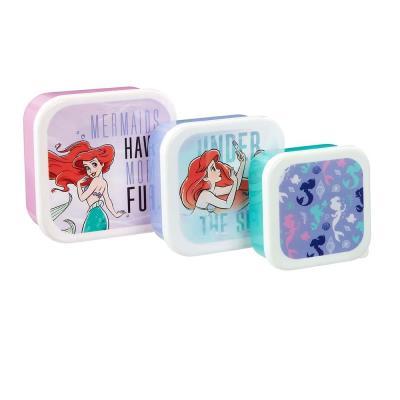 The Little Mermaid Lunchbox set