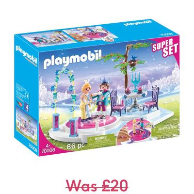 Playmobil Princess Royal Dance Floor Super Set