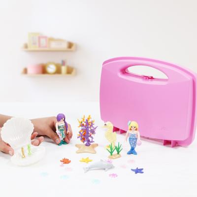 Playmobil Mermaid Play Set & Carry Case