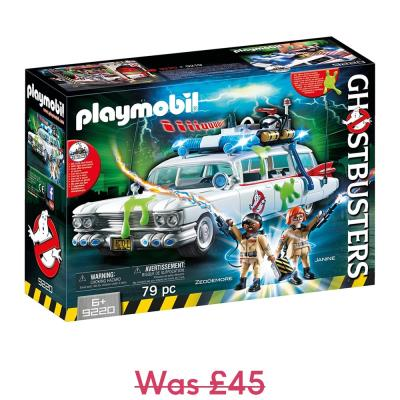 Playmobil Ghostbusters Ecto 1 with Sound and Lights