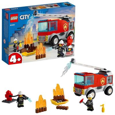 LEGO City Fire Ladder Truck Toy 60280