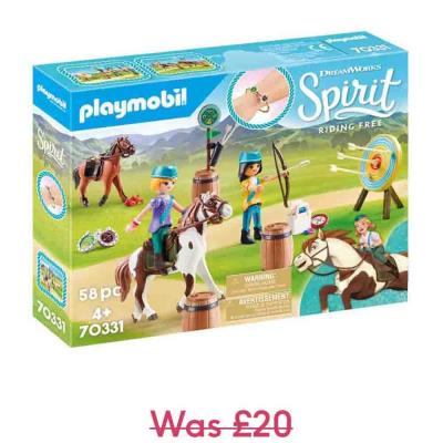 Playmobil Spirit: Riding Free Outdoor Adventure