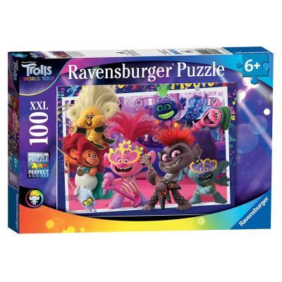 Ravensburger Trolls 2 World Tour 100pc Jigsaw Puzzle