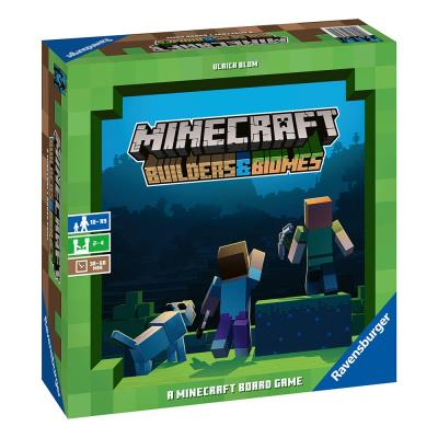 Minecraft Builders & Biomes Game