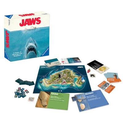 Jaws Strategy Board Game