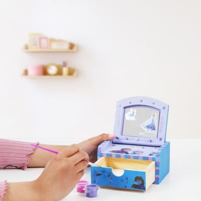 Frozen II Make Your Own Mirror Chest